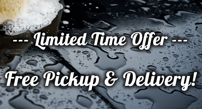 Automotive Detailing Portland - Free Pickup and Delivery